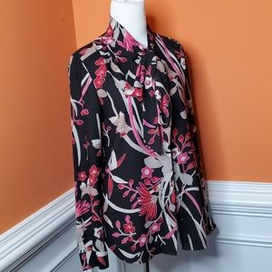 Tops - Bow Tie Blouse